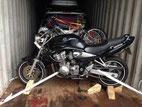Transport de moto France/Réunion avec Long-Cours