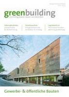 Fachzeitschrift Green Building