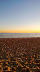 Strand von St. Kilda