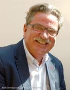 Rolf Garmhausen, 2014 (Foto: Dirk Kohl)