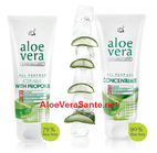 aloe vera et propolis avec LR Health and Beauty systems