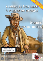 illus. Pierô, Desperados of Dice Town, (c)Matagot