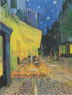 「夜のカフェテラス」(1888年)