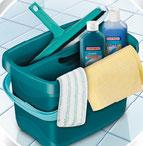 Tus productos de limpieza siempre a mano - AorganiZarte