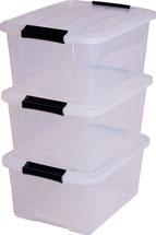 Caja para guardar juguetes de IKEA - AorganiZarte