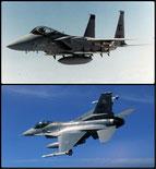 """Lockheed Martin """"Legion Pod"""" per gli F-15 ed F-16 retrofit."""