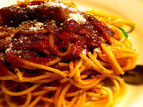 カレースパゲティー