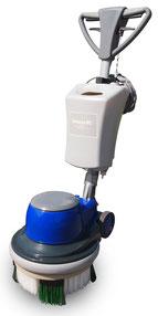 TMC Terrassen-Reinigungsmaschine
