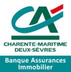 Logo du Crédit Agricole partenaire de l'UCAL 79