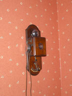 Haustelefon ca. 1900