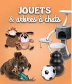 jouets pour chien et chat