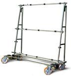 TSL 800 Glastransportwagen Plattentransportwagen transportsolution bis 800 kg Traglast
