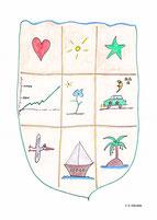 Das Wappen der Ellerbähs