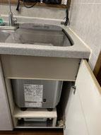 トップオープン食洗機 食器洗い機 取替え 交換