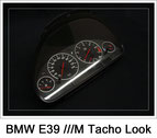 BMW E39 ///M Tacho Look