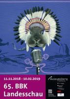 BBK Ristau Landesschau Flensburg Kunst Künstler Hase Christian Schleswig Holstein Flensburger Künstler