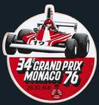 XXXIVº Grand Prix Automobile de Monaco de 1976