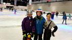 Eishalle Klasse 3, 4