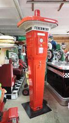 Harley Davidson Garage Bike Deko Globe Lampe Tanksäule