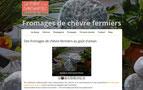 Le site internet de la ferme de la Pérotonnerie à ROM dans les Deux Sèvres, réalisé avec e-cime.fr