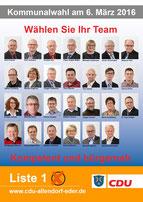 CDU Fraktion Allendorf (Eder)
