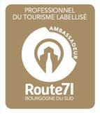 Ambassadeur Route71 Bourgogne du Sud