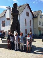 6.7.18 Auf den Spuren von Karl Marx in Trier