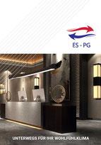 ES-PG Designbroschüre