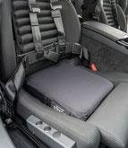 behindertengerechter Volvo V90 Plug-in Hybrid, Handgerät, MFD, Ladeboy S2 Maximum, Transferhilfe, Sodermanns