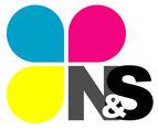 N&S Werbetechnik Logo