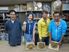 2015年 テレビ東京「モヤモヤさまぁ~ず2」に出演 シーサー作りを指導