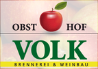 Logo Obsthof Volk | Hirschberg-Leutershausen