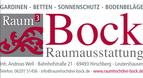Visitenkarte Bock Raumausstattung