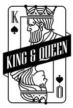 King & Queen King Pflege Beauty Styling Rasur Bartfplege Haarstyling Körperpflege