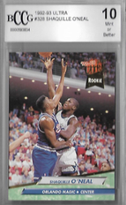 SHAQ O´NEAL / Rookie card - No. 328