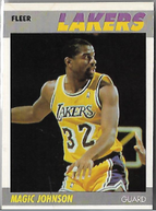 FLEER 87/88 - No. 56 of 132