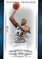 SHAQ O´NEAL / Parallel - No. 100  (#d 17/25)