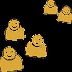 Schutz: Abstand durch kleine Gruppen