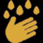 Schutz: Hände waschen