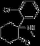 chemical formula ketamine