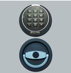 Elektronisches Codeschloss - Basisfunktionen (Managercode, 1 Benutzercode, Zeitverzögerung...) der STARPRIM Serie 1 von Primat, presented by Egger Tresore Safes