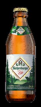 Hachenburger Pils, Raute