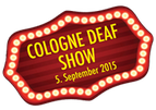 Logo COLOGNE DEAF SHOW