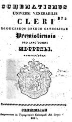 Schematismus 1841
