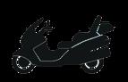 noleggio scooter 50, 125, 150 e 300 ad ischia. Soluzioni anche per maxiscooter e moto