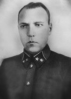 Генерал-майор Гапич Н.И. 1940 г. / Major-General Gapich N. I. 1940 g.