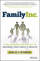 Family Inc by Douglas McCormick