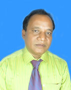 Jogendro Nath Sarker - Secretary