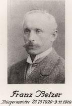 Franz Belzer