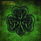 THE STOKES - Traditional Irish Music-The Green Album CD